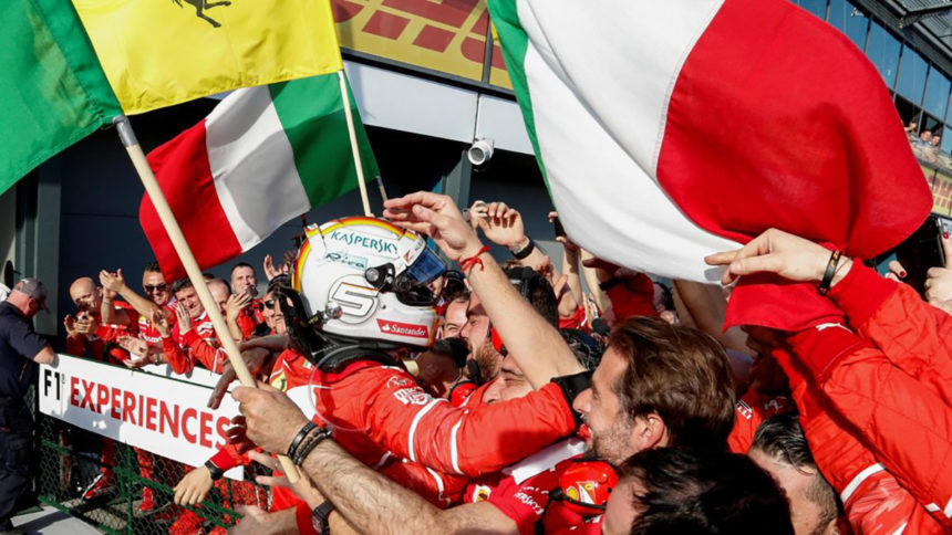 Formula 1 – what's the experience for brands & fans?