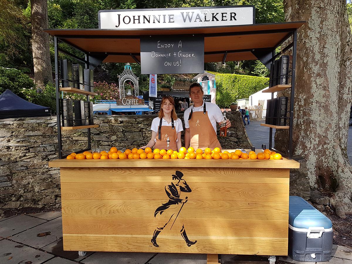 Johnnie Walker Samples