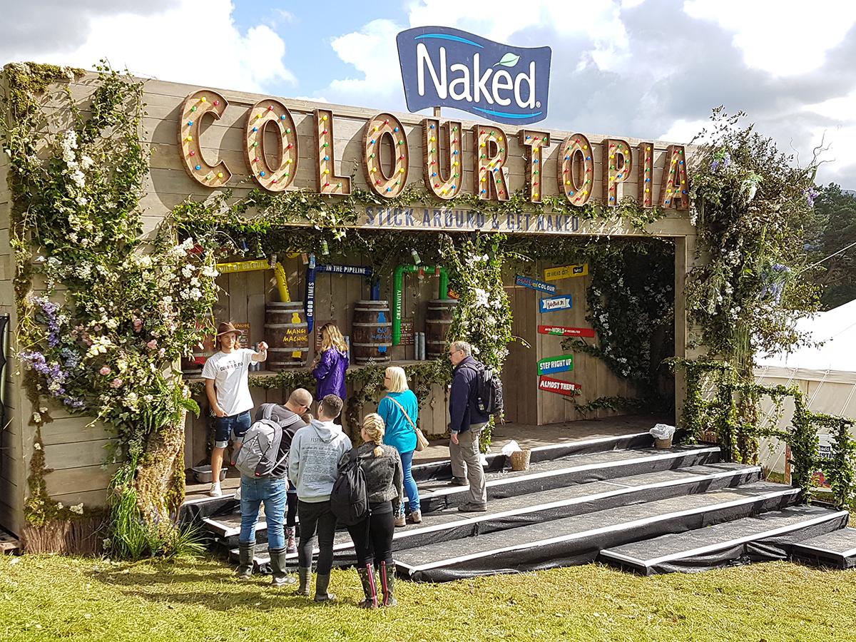 Naked Colourtopia