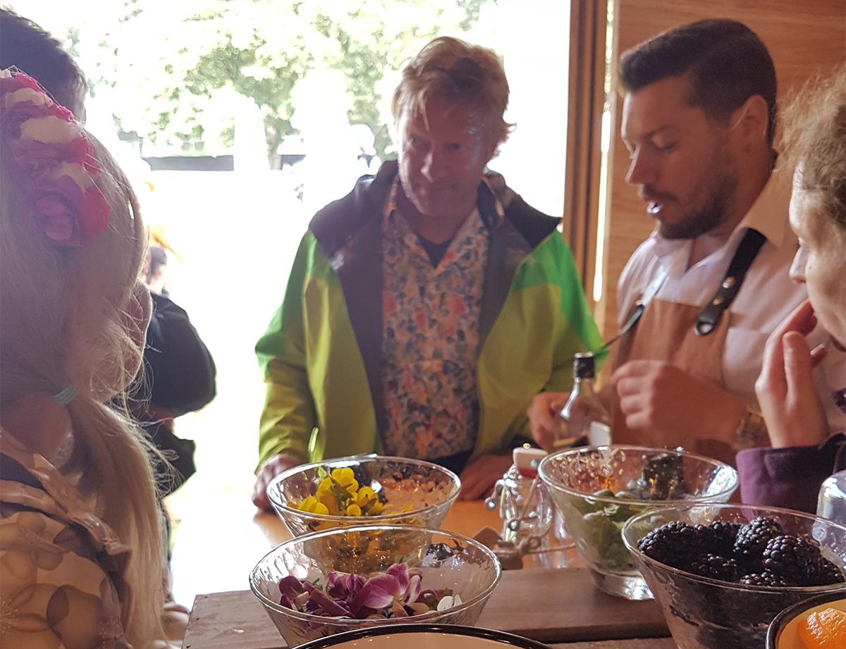 Kettle One Vodka Kitchen & Johnnie Walker Bar