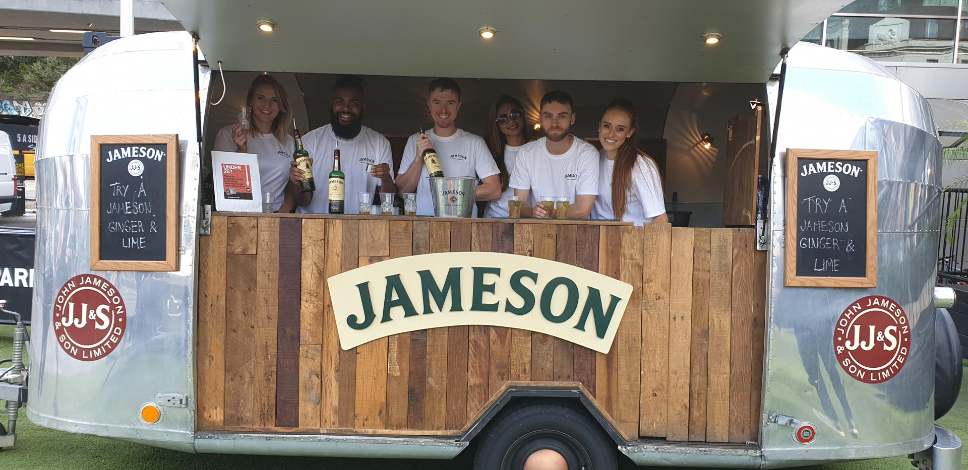 Jameson Sampling