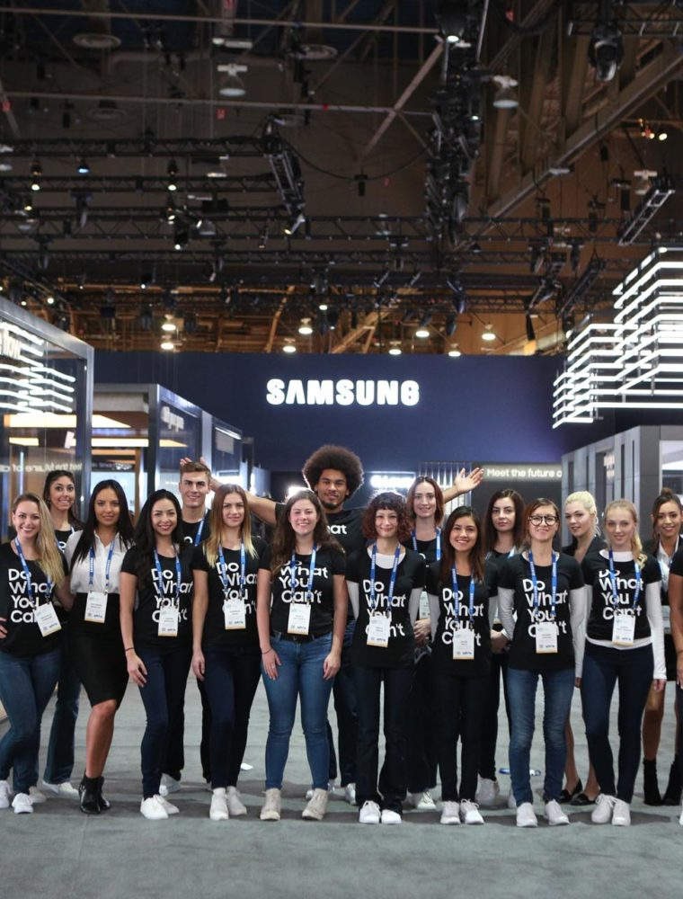 Samsung - CES Vegas