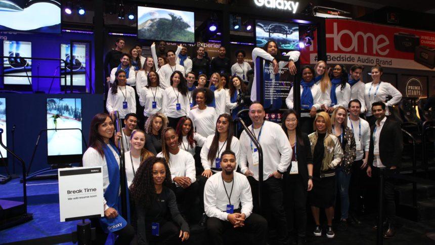 Samsung – CES Vegas 8F3A8911