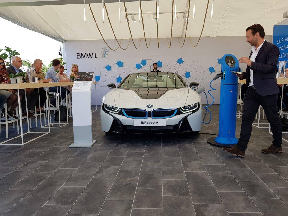 BMW i demo