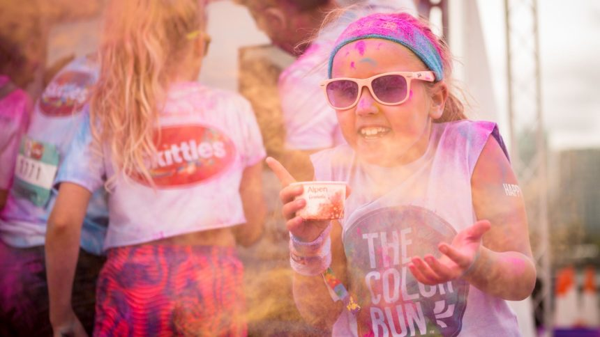 Alpen - Color Run