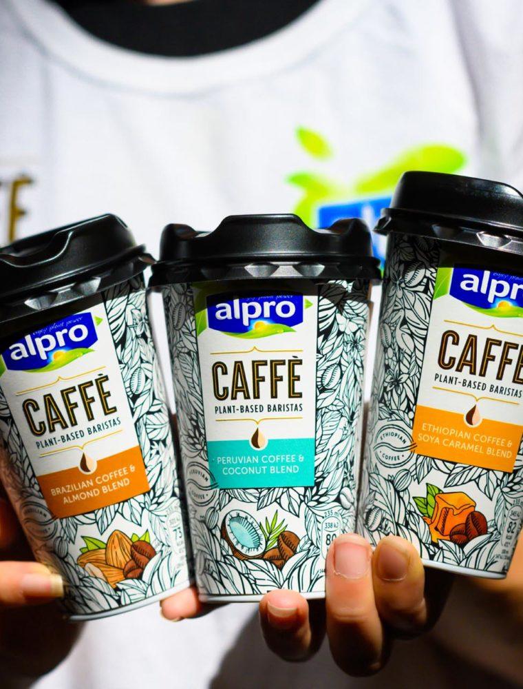 Alpro - Alpro Caffé Sampling