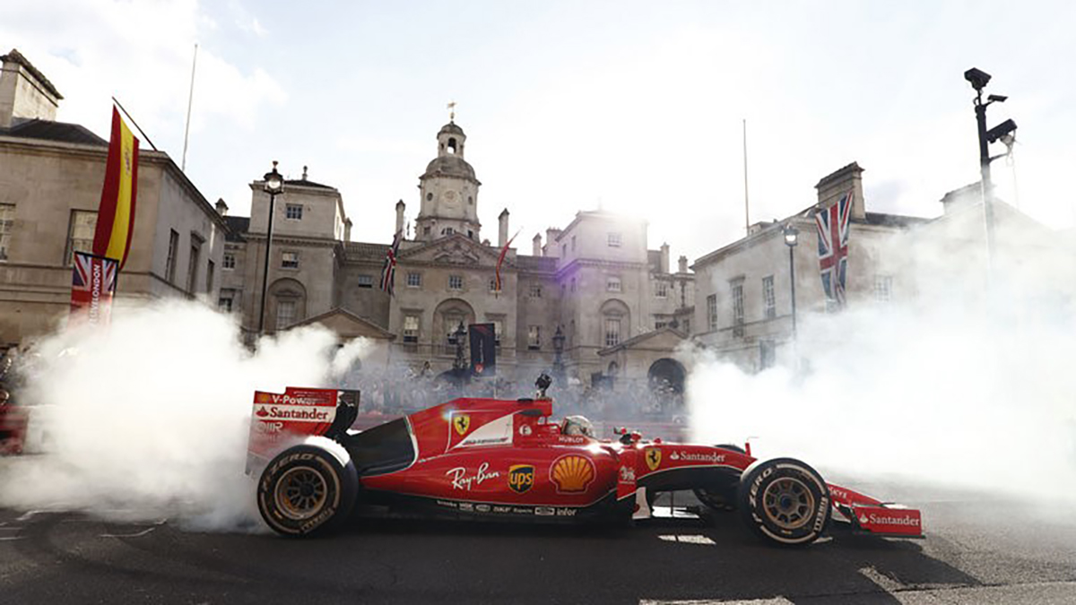 Brand experience and Formula 1