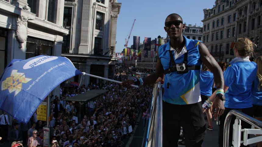 Samsung - London Olympic Torch Relay