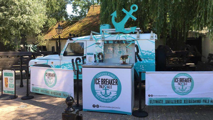 Ice-breaker-truck