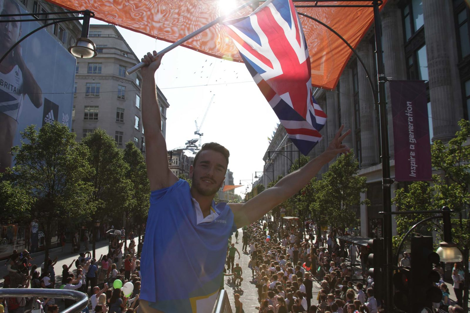 London Olympic Torch Relay 2012