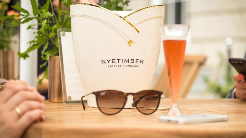 Nyetimber - Pop-up Bar
