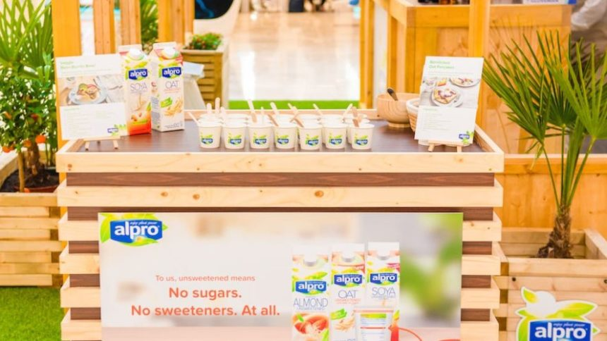 Alpro Brand Experience