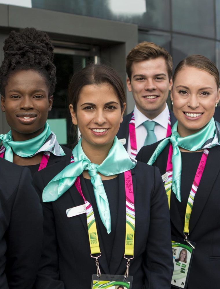 Rugby World Cup - Hospitality Staff