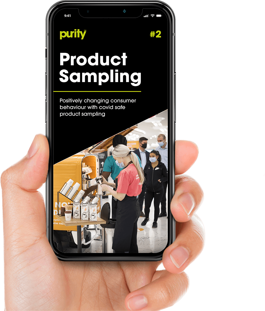 Purity Product Sampling Guide
