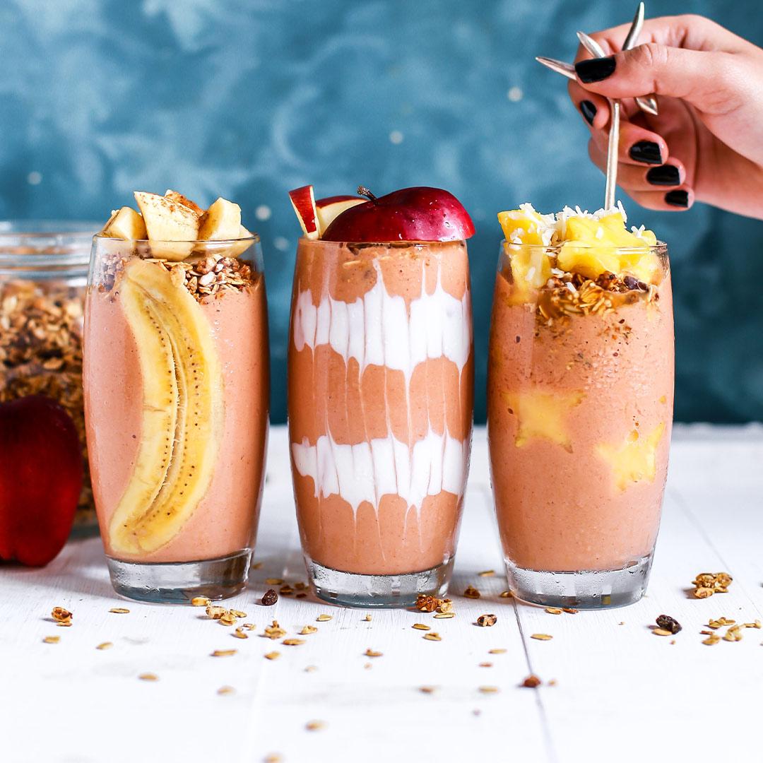 Veganuary-drinks