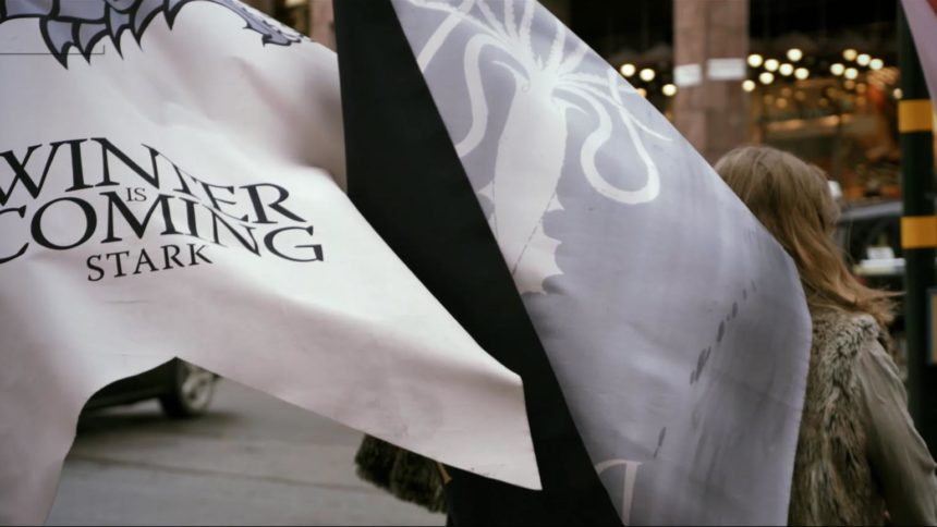 HBO – Game of Thrones Winter is coming 1