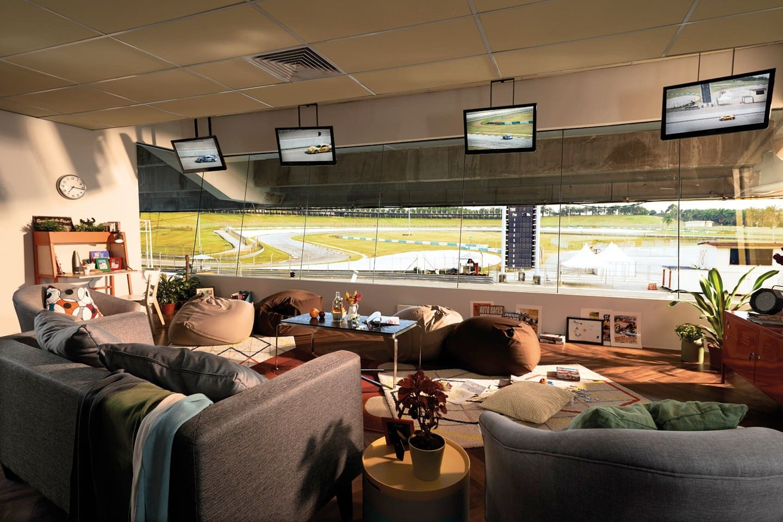 Racing Circuit Hospitality