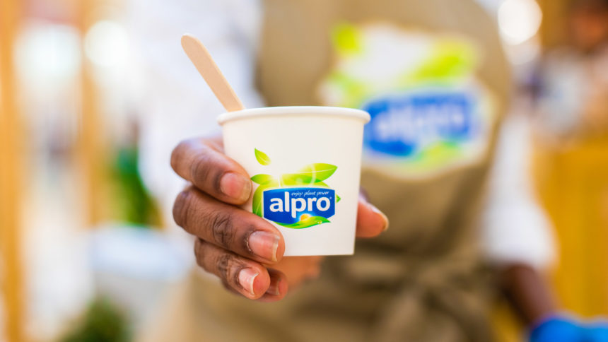 Alpro Product Sampling