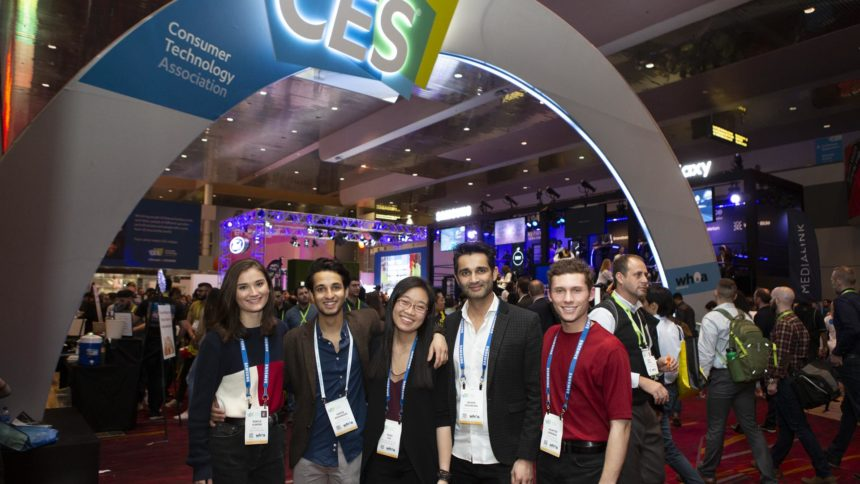 Samsung – CES Vegas management team 1